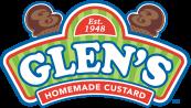 Glen Homemade Custard Logo